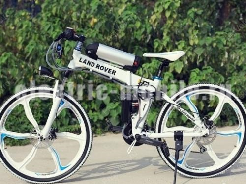 ЭЛЕКТРОВЕЛОСИПЕД LAND ROVER ELECTROBIKE RD