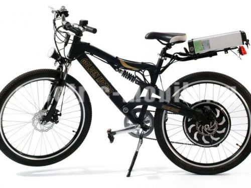 ЭЛЕКТРОВЕЛОСИПЕД E-MOTIONS GOLDEN MOTOR 1000W