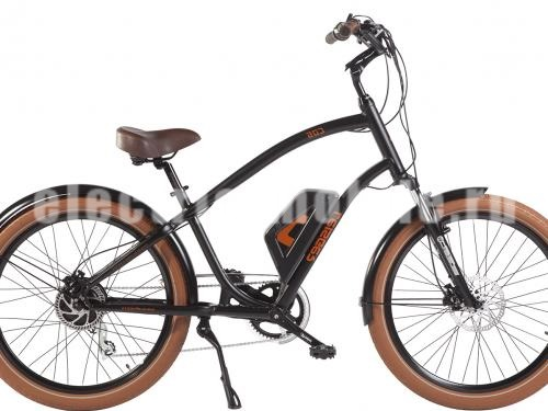 ЭЛЕКТРОВЕЛОСИПЕД LEISGER CD5 CRUISER